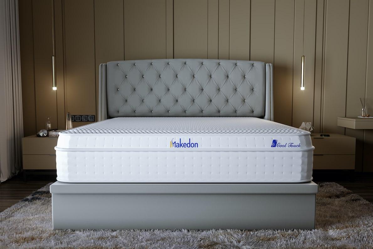 Ki Bed in bedroom